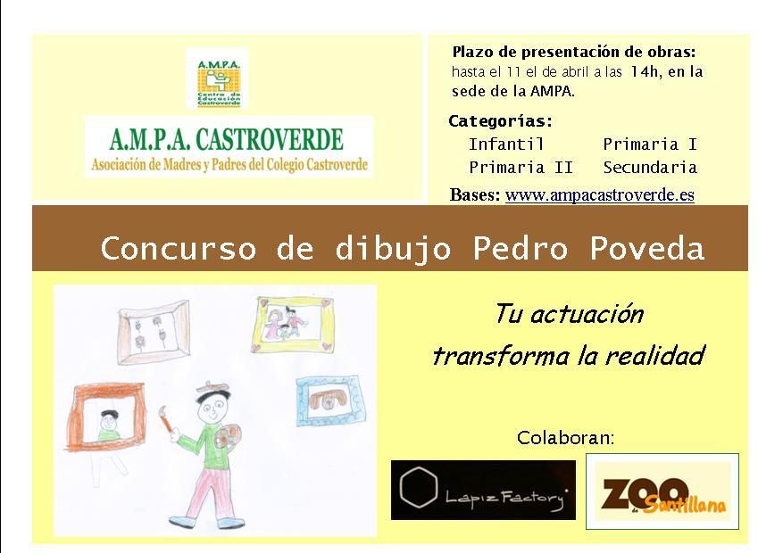 Imagen Flyer concurso dibujo